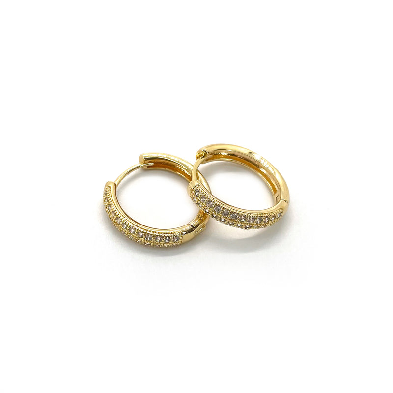 Lille Pave Hoops