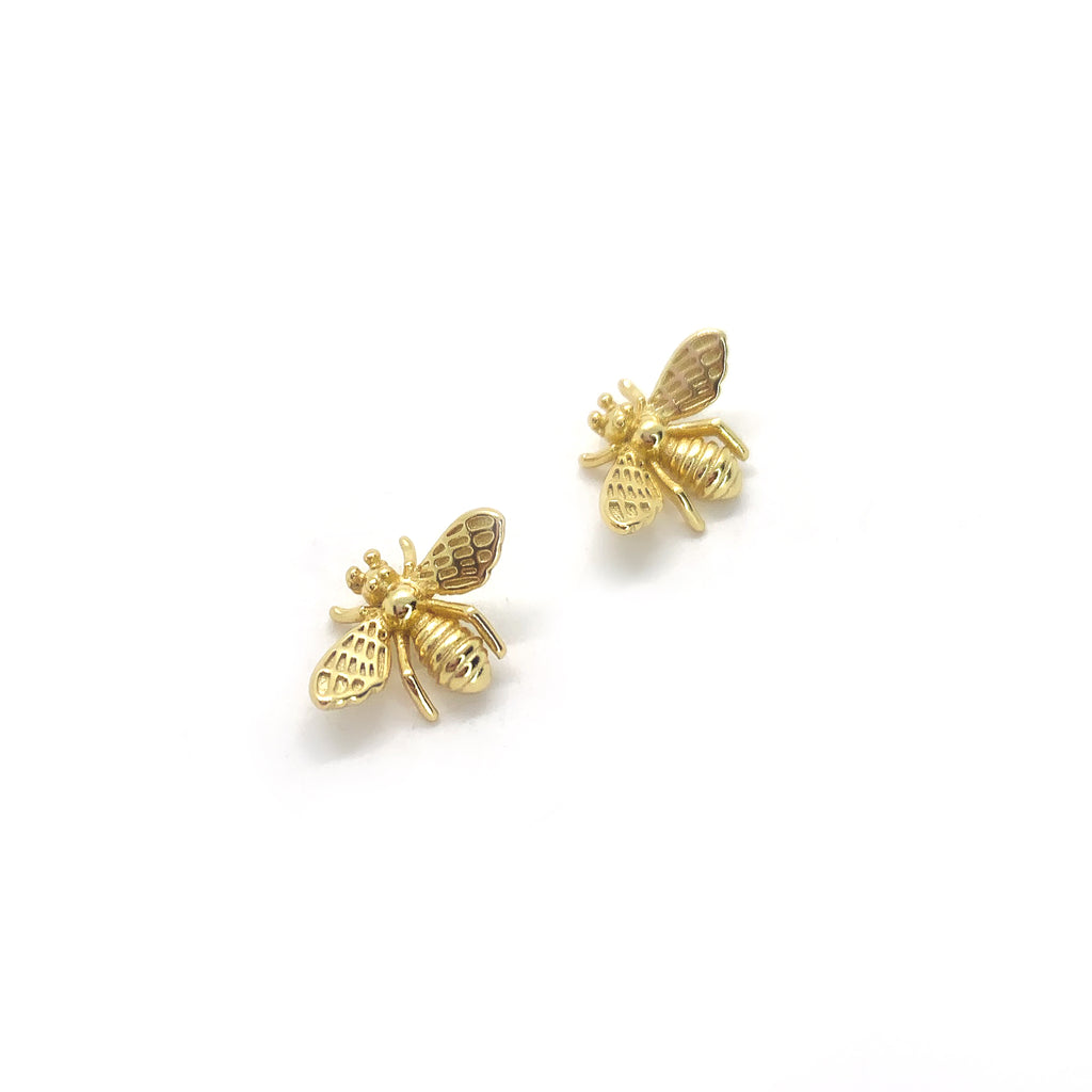 Gorgeous Bee Studs