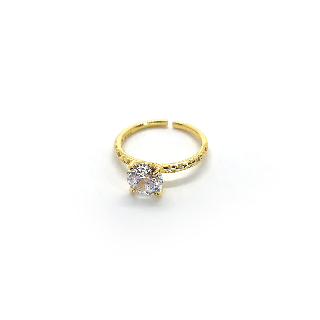 Adore Crystal Ring