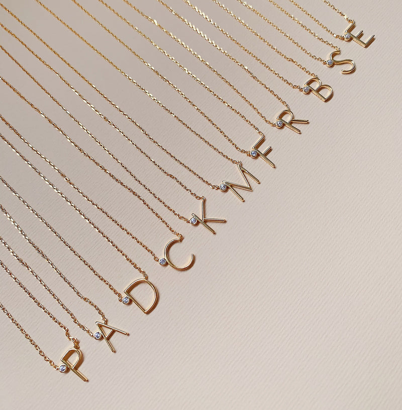 Lovely Dainty Letters