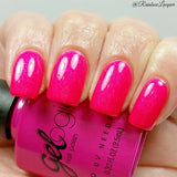 Hot Pink Sparkle