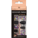 Pretty Woman 24 Designer Nail Kit - MN190
