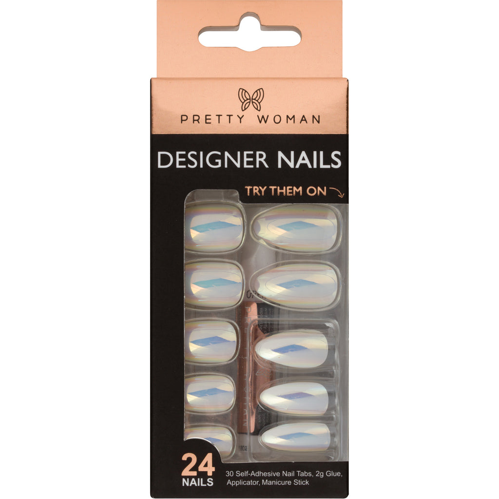 PRETTY WOMAN 24 DESIGNER NAIL KIT - PC0001-1