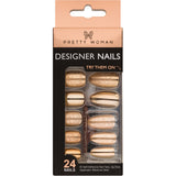 Pretty Woman 24 Designer Nail Kit - PE624