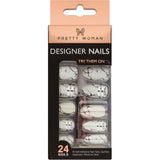 Pretty Woman 24 Designer Nail Kit - PE636