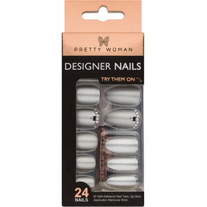 Pretty Woman 24 Designer Nail Kit - PW3D1414