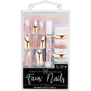 "PRETTY WOMAN ""TRY ME"" FAUX NAILS - PEV083"