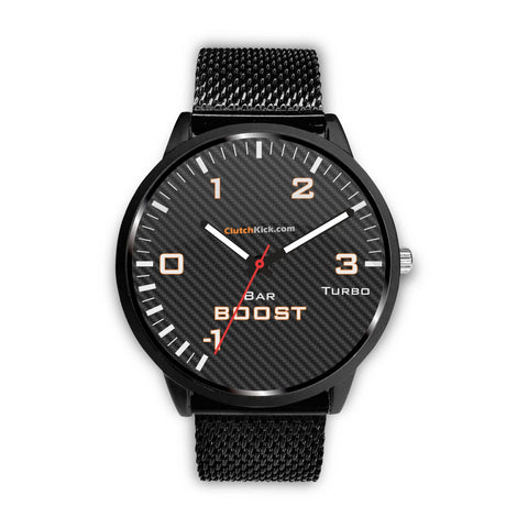 Image of Boost Gauge Watch - ClutchKick.com