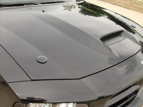 Flush Mount Push Button Billet Hood Pins - ClutchKick.com