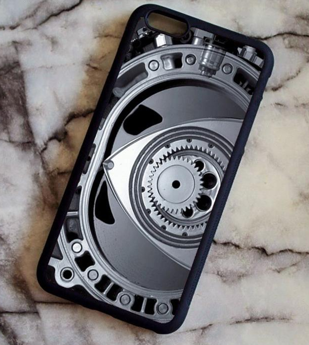 Rotary Engine Phone Case - ClutchKick.com