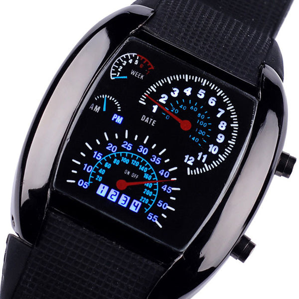 Gauge Cluster Watch - ClutchKick.com