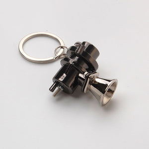 Mini Blow Off Valve  Keychain - ClutchKick.com