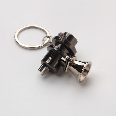 Image of Mini Blow Off Valve  Keychain - ClutchKick.com