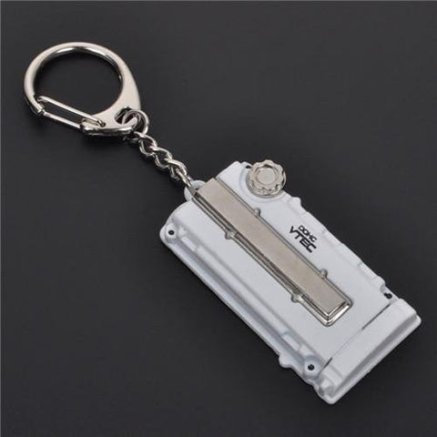 Image of B18 Valve Cover Keychain - ClutchKick.com