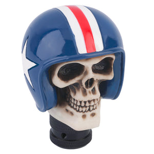 Cafe Racer Skull Shift Knob