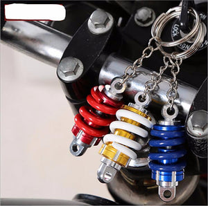 Shorty Coilover Keychain