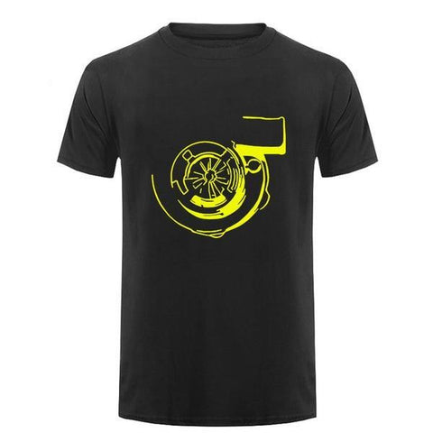 Large Turbo T-Shirt - ClutchKick.com
