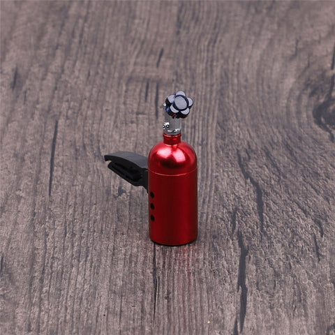 Image of Nitrous Oxide NOS Bottle Air Freshener - ClutchKick.com