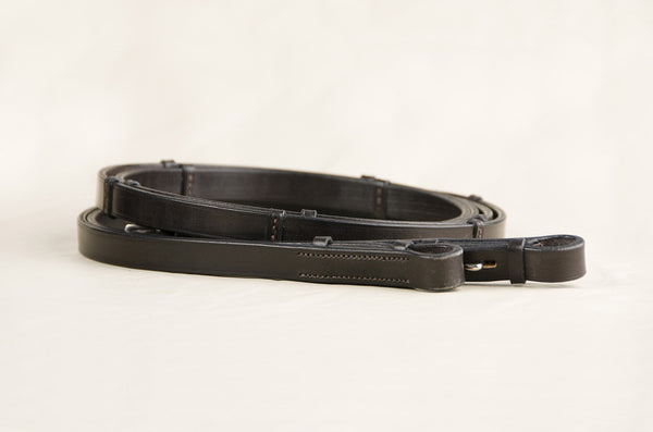 Leather Continental Reins
