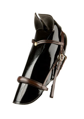 Padded Dressage Bridle - Mal Byrne Saddlery