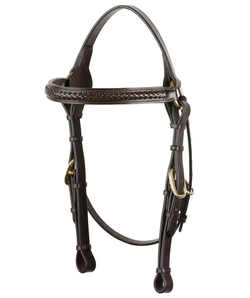 Polo and Stock horse Bridle