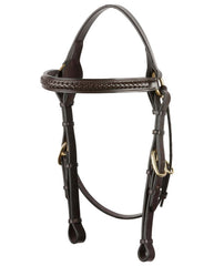 Polo and Stock horse Bridle - Mal Byrne Performance Saddlery