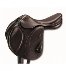 Equipe Expression Special Monoflap Jump Saddle - Mal Byrne Performance Saddlery