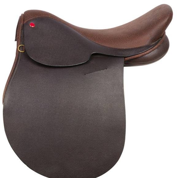Mal Byrne Polo Saddle