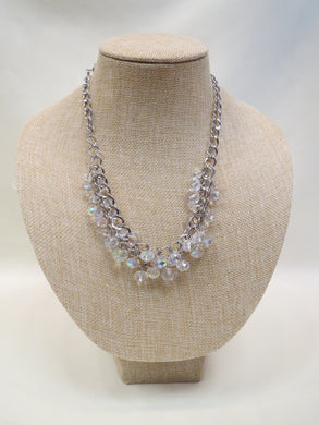 ADO | Beaded Crystal Necklace - All Decd Out