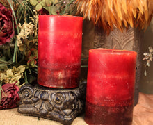 Pillar Candle | Wicks n' More Scented Mulberry Candle