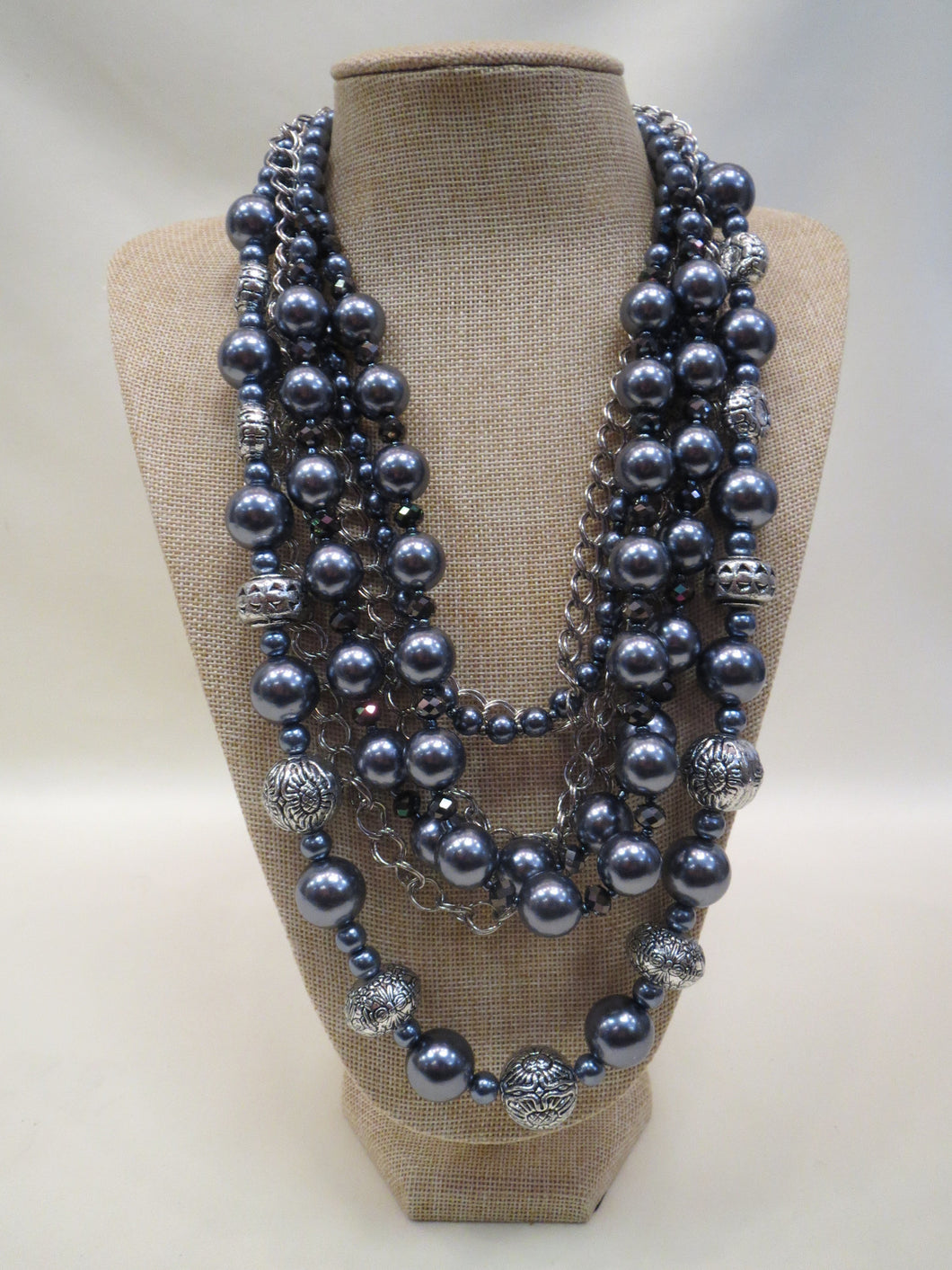 ADO X-Large Multi Strand Necklace | All Dec'd Out