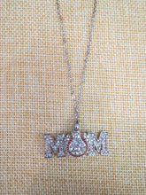 ADO | Hometown Pride Baseball Mom Necklace - All Decd Out