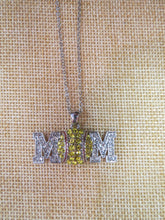ADO | Hometown Pride Softball Mom Necklace