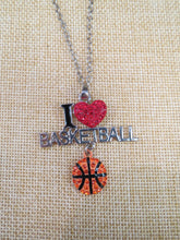 ADO | Hometown Pride Basketball Charm Necklace - All Decd Out