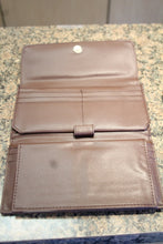 ADO | Classy Soft Faux Leather Trifold Wallet Brown - All Decd Out