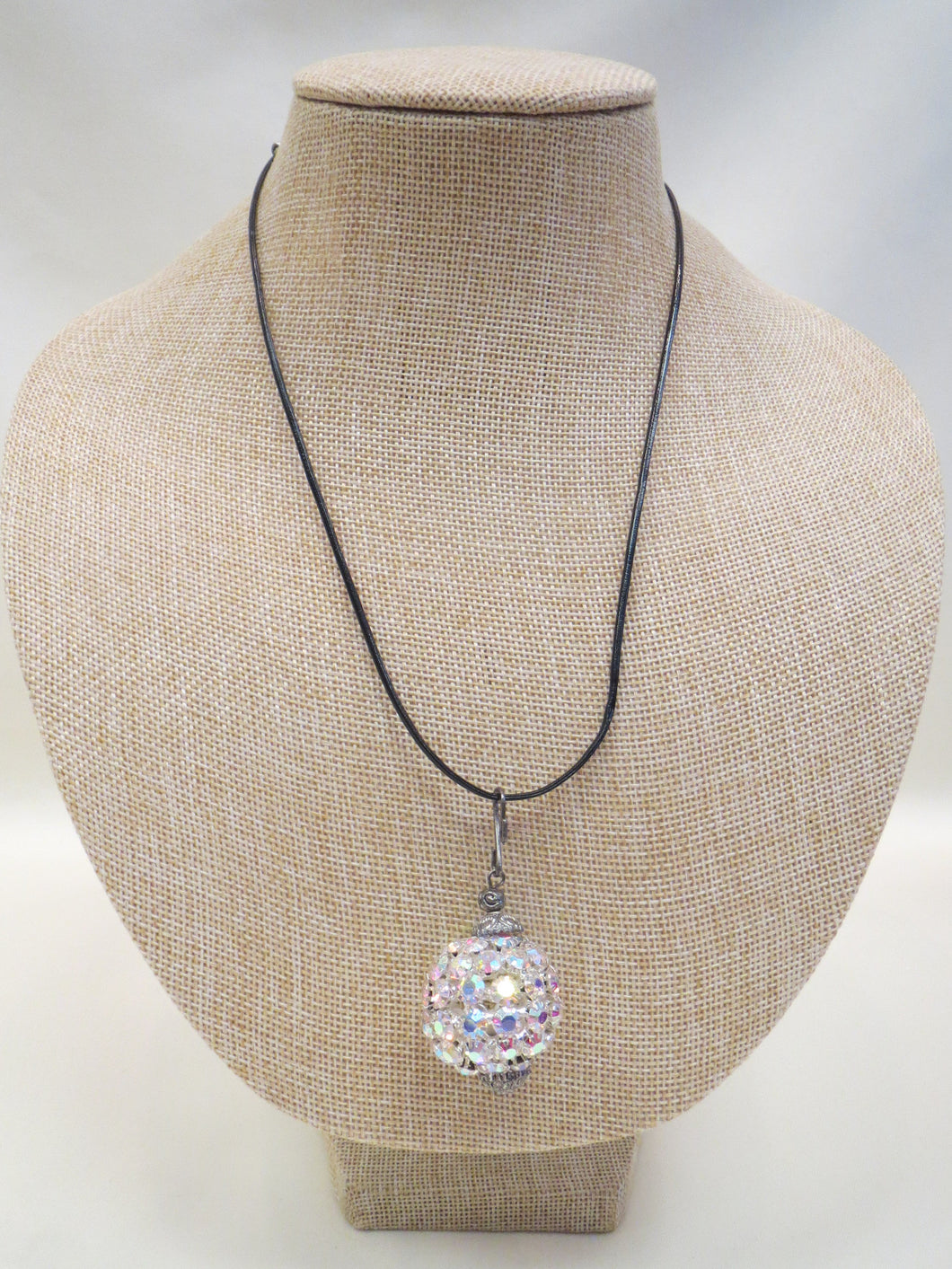 ADO Crystal Ball Necklace | All Dec'd Out