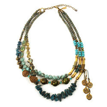 Treska | 3 Layer Beaded Necklace
