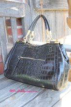 ADO | Black & Gold Classic Purse - All Decd Out