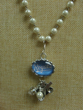 ADO | Hometown Pride Royals Charm Rosary Necklace - All Decd Out