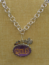 ADO | Hometown Pride Grizzlies Charm Necklace - All Decd Out