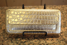 ADO | Formal Gold Clutch Wallet - All Decd Out