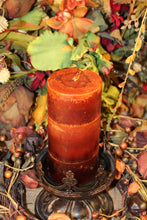 Pillar Candle | Wicks n' More Mulberry Scented Candle
