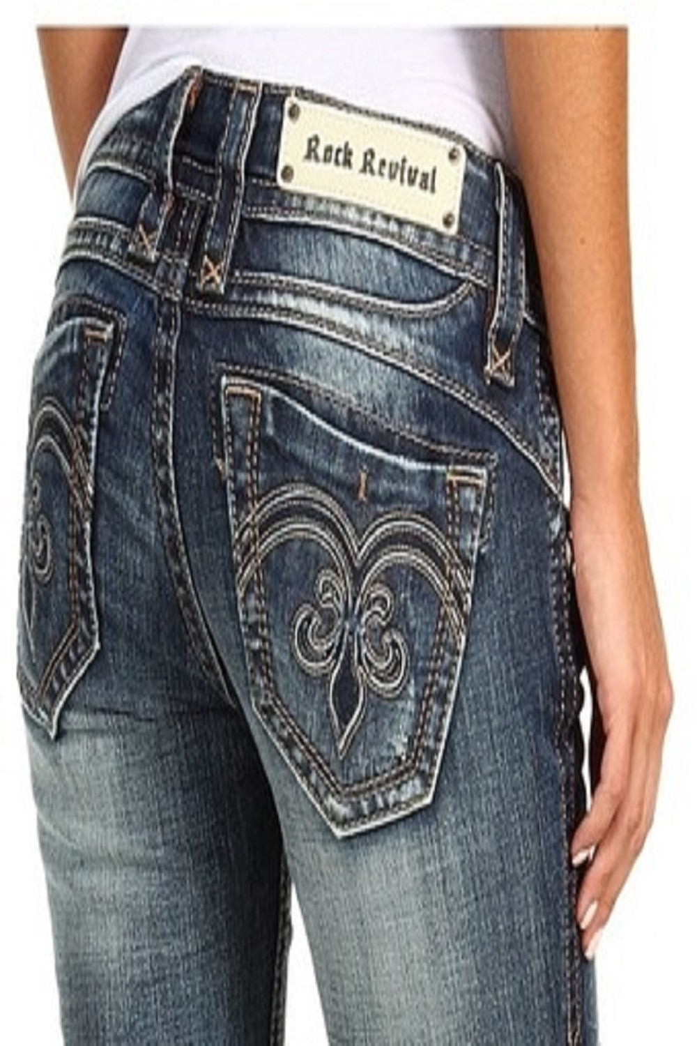 Rock Revival | Adele B20 Boot Cut - All Decd Out