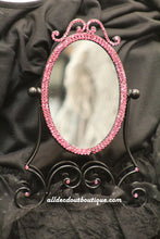 Embellished Makeup Mirror