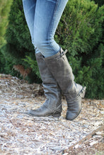 Breckelle's | Outlaw Taupe Riding Boots