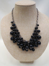 ADO | Black Pearl Chunky Necklace - All Decd Out