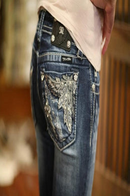 Miss Me | JP5498B Boot Cut - All Decd Out