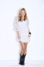 2 Tee Couture | Lace Dress Ivory
