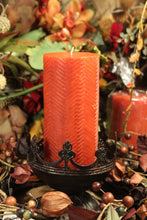 Pillar Candle Tribal Candle