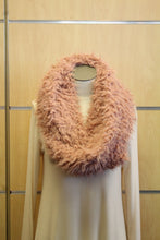 ADO | Infinity Sweater Scarf Baby Pink